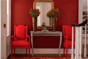 Łączenie kolorów: ognista czerwień