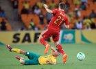 FIFA uznała wygraną RPA nad Hiszpanią, ale zespół Daylona Claasena nie awansował w rankingu