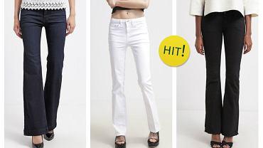 Spodnie dzwony - hit tego lata. Zobacz, z czym je nosić