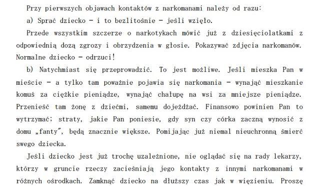 Fragment książki 'Vademecum ojca' Janusza Korwin - Mikkego