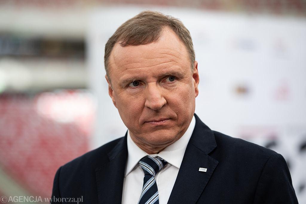Prezes 'TVPiS' Jacek Kurski