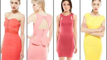 Obcisłe sukienki