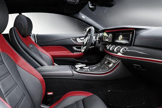 Mercedes AMG E53 4Matic+ Coupe