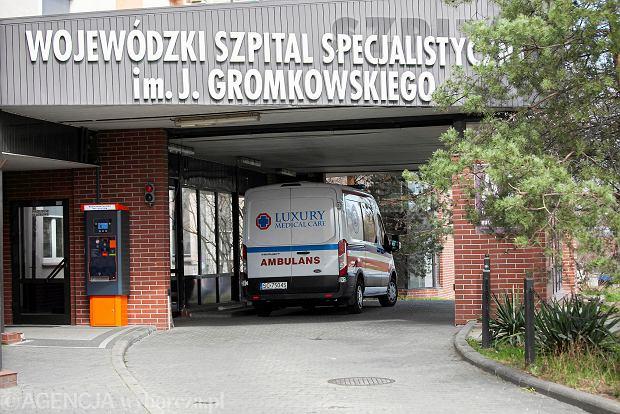 Szpital przy ul. Koszarowej