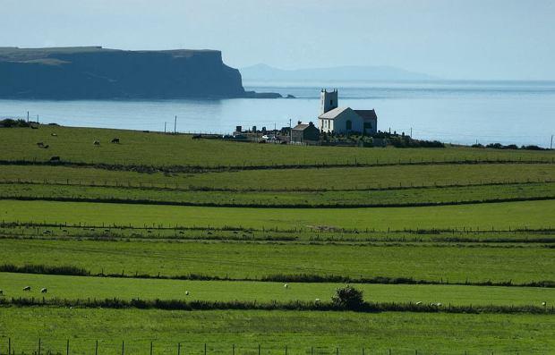 Krajobraz Irlandii Północnej / fot. Shutterstock