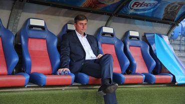 Trener Maciej Skorża