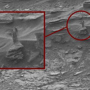 Kobieta na Marsie