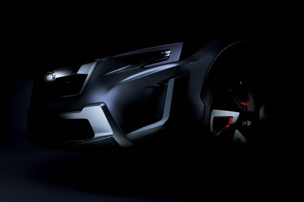 Teaser nowego Subaru XV