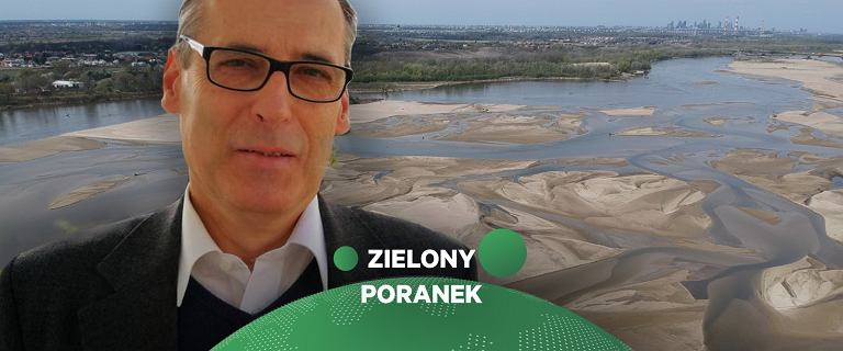 Prof. Miętus: Poziom wody w Bałtyku rośnie, miejscowości nadmorskie będą w problemie