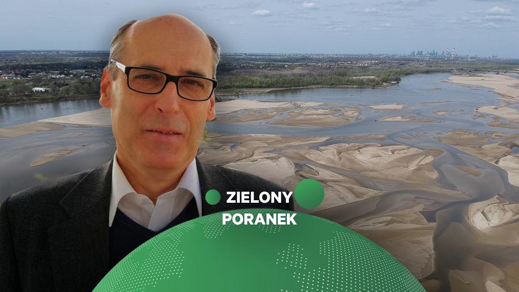 Zielony Poranek, prof. Mirosław Miętus
