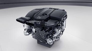 Silnik Diesla Mercedes OM 654