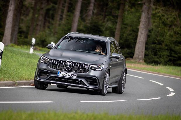 Nowy Mercedes-AMG GLC
