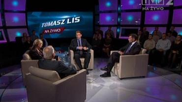 "Program ""Tomasz Lis Na Żywo"""