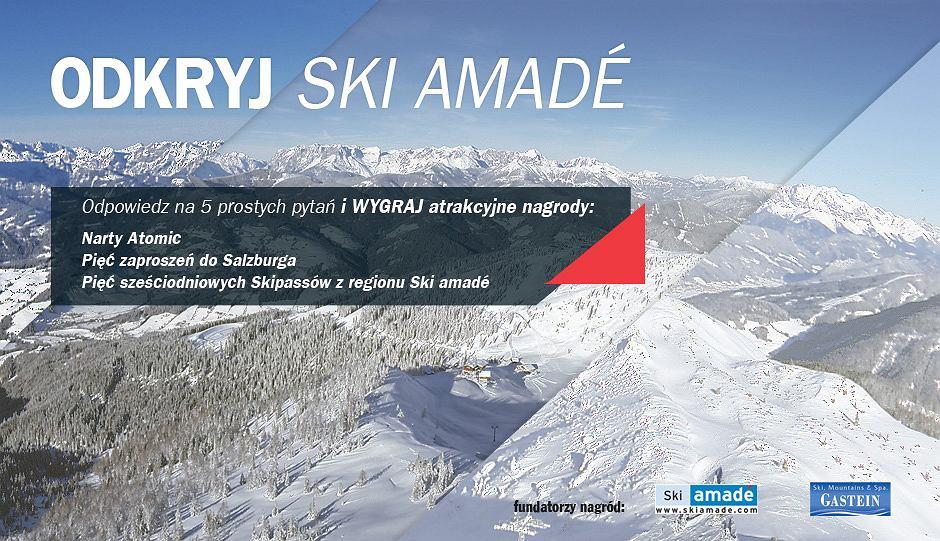 Konkurs Odkryj Ski amade