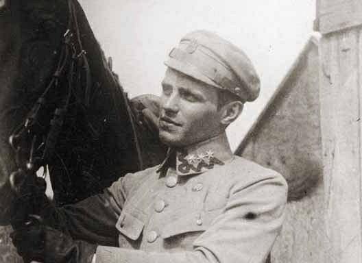 Gen. Michał Tokarzewski-Karaszewicz (1893-1964) jako oficer legionowy