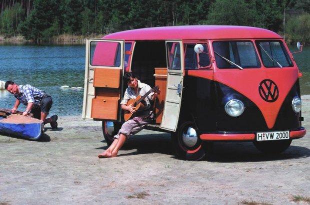Volkswagen Transporter T1 kombi
