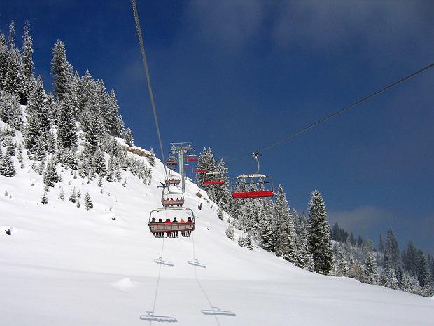 Alpy Kitzbühelskie; Kirchberg / fot. Matt Lewis CC BY SA Flickr.com