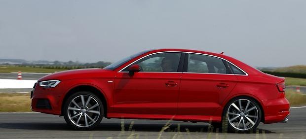 Audi A3 Limousine 2.0 TDI quattro