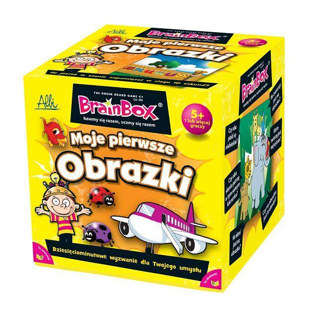 BrainBox Moje pierwsze obrazki