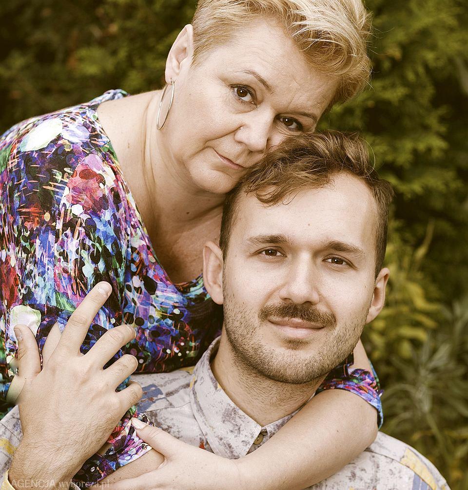 Aneta Sulwińska: Nie jestem odważna. Po prostu kocham syna