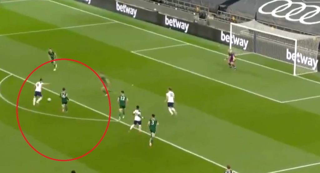 Hat-trick Garetha Bale'a w meczu Tottenham - Sheffield Utd