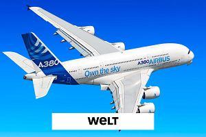 Airbus dołącza do wyścigu o wodór. Walka z Boeingiem to ryzyko dla obu stron