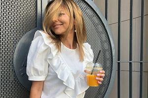 sykut blogger dp bluzka spódnica