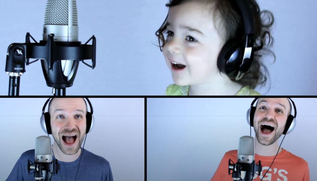 Take On Me (a-ha)   FREE DAD VIDEOS