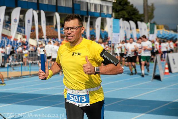 Zdjęcie numer 55 w galerii - PKO Bieg Charytatywny. Na Zawiszy pomagali biegając [ZDJĘCIA]
