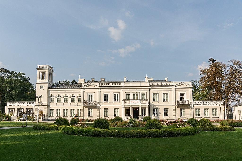 Pałac w Sannikach