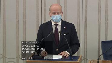 Bartłomiej Wróblewski / Senat RP