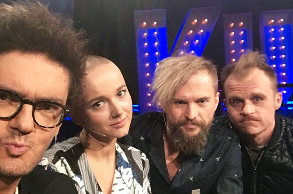 Kuba Wojewódzki, Monika Brodka, Tomasz Organek i Piotr Rogucki
