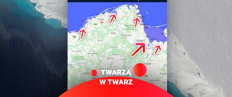 Fatalne prognozy NASA. Gdańsk, Łebę, Ustkę czeka potop? [WYWIAD WIDEO]