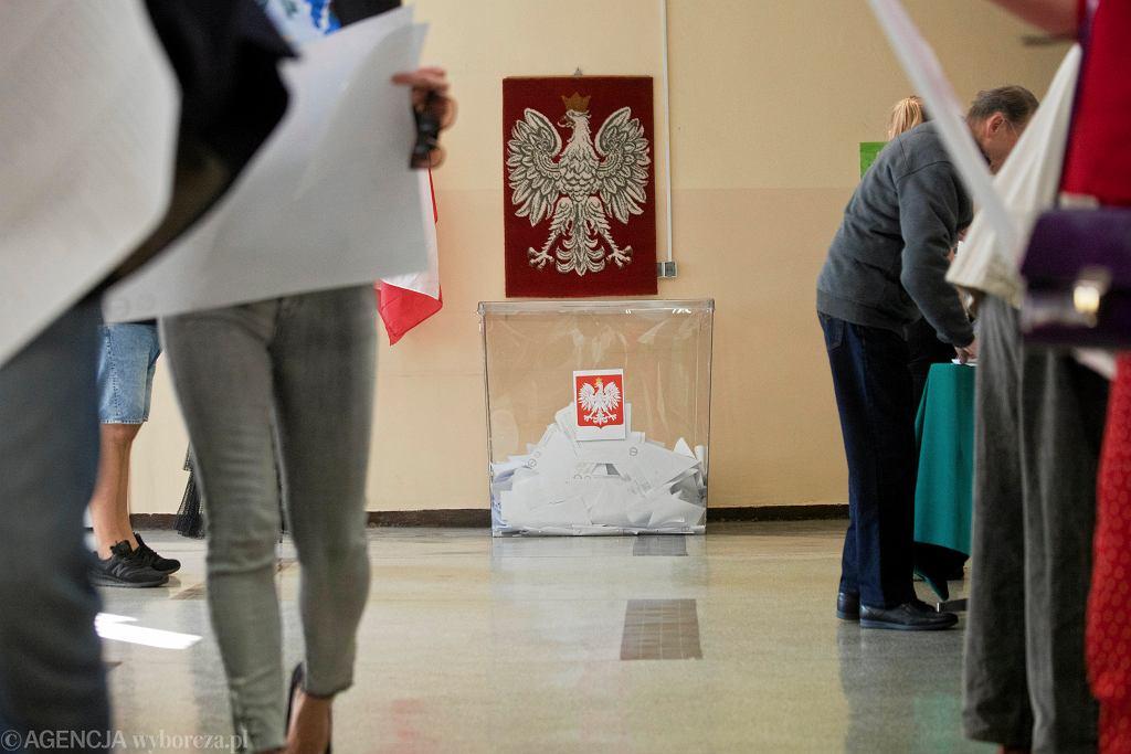 Wybory prezydenckie 2020. Zdjęcie ilustracyjne