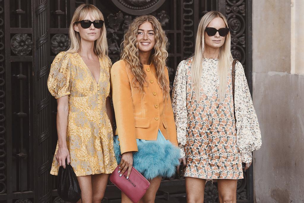 Moda z 'fashion weeków' dostępna na wyciągnięcie ręki