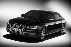 Salon Frankfurt 2015 | Opancerzone Audi A8 L