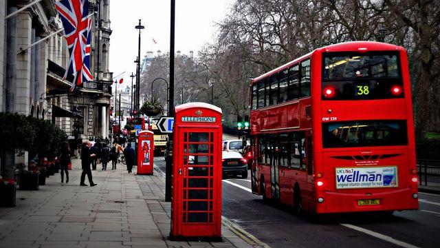 Londyn ulica
