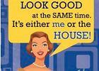 Perfekcyjna pani domu. Czy nią jesteś?