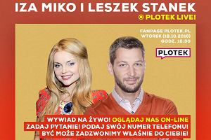 Iza Miko i Leszek Stanek