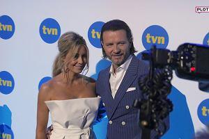 Małgorzata Rozenek i Radosław Majdan ramówka TVN