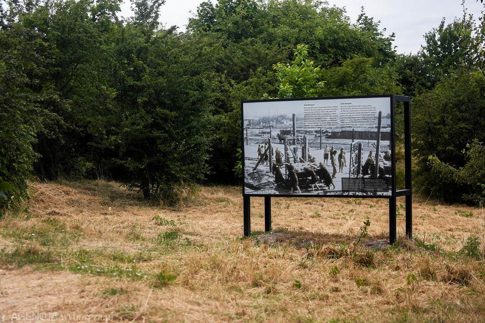Płaszów: teren dawnego obozu