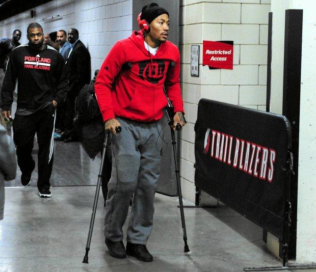 NBA. Derrick Rose kontuzjowany. Dramat gwiazdy Chicago Bulls