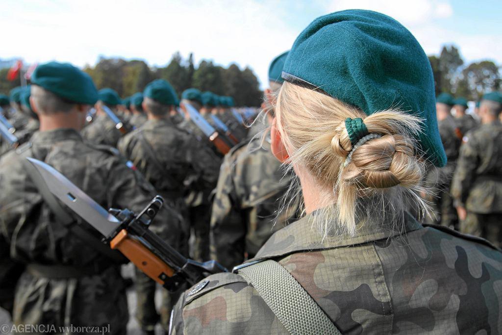 W Akademii Wojsk Lądowych we Wrocławiu doszło do buntu. Zdjęcie ilustracyjne