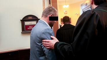 Rafał P. w bydgoskim sądzie