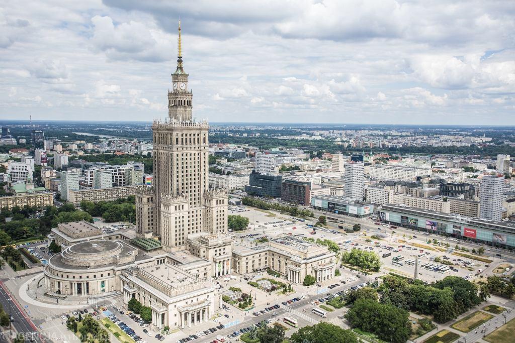Wybory samorządowe 2018. Lista kandydatów - Warszawa