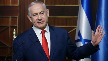 Premier Izreala Benjamin Netanjahu