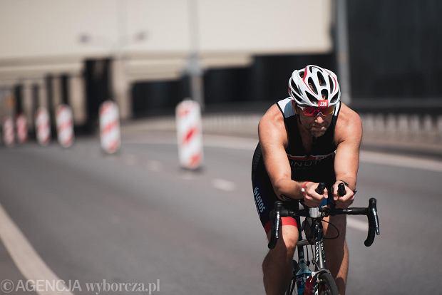 Zdjęcie numer 5 w galerii - Brytyjczyk James Teagle i Holenderka Sarissa De Vries najlepsi w triathlonowym Lotto Challenge Gdańsk 2021 [ZDJĘCIA]