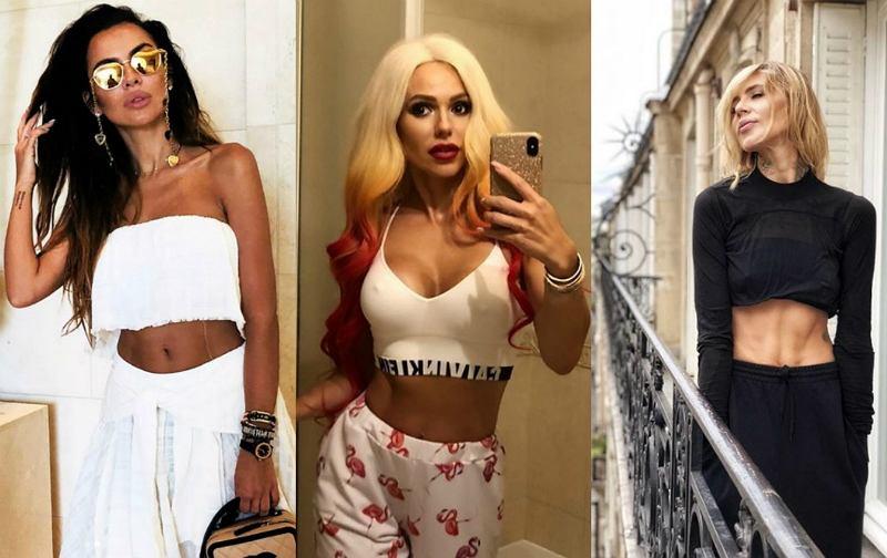 Te gwiazdy podejrzewane są o anoreksję. Maja Sablewska, Natalia Siwiec i inne