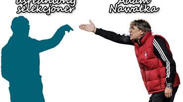 Adam Nawałka vs uśredniony selekcjoner