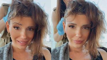 Klaudia Halejcio ma nową fryzurę! Metamorfozę przeszła w swoim domu. Jak wygląda? (zdjęcie ilustracyjne)